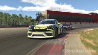 Team MRS - Porsche 718 Cayman GT4 Clubsport MR