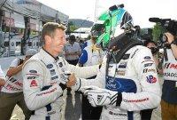 Ryan Brisco en Richard Westbrook - Ford Chip Ganassi Racing