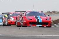 Ferrari 458 GT3 versus Dodge Viper GT3