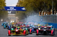 Start ePrix Parijs