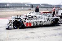 Lotterer in de 2017 LMP1 Porsche