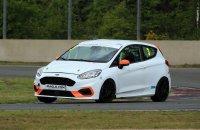 Gregory Eyckmans - EJ Automotive Ford Fiesta Cup