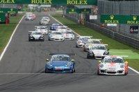 Start Porsche Supercup Monza