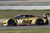 Boutsen Ginion Racing - Lamborghini Huracan GT3 Evo