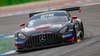 Vincent Abril, Mercedes-AMG GT3, Mercedes-AMG Team HRT