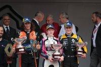 Podium race 2 Monaco