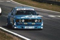 BMW 335i Gitalen ex PSR (Patrick Slaus Racing)