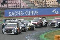 Ekström voor Block, Timerzyanov, Scheider & Heikkinen