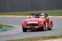 Filip Mahieu - Triumph TR3