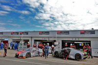 Team WRT in Silverstone