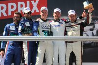Podium Supercar Challenge race 1 - GT Division
