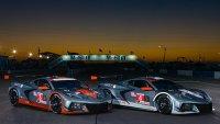 Nieuwe livery Corvette Racing