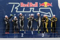 Podium 12H Red Bull Ring