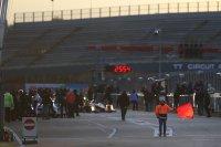 Rode vlag kwalificatie Belcar TT Circuit Assen