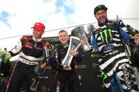 Nitiss, Solberg en Block - RallycrossRX Noorwegen 2014
