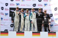Podium Divisie GT - SCC Nürburgring