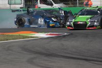 Attempto Racing crash Monza