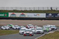 Ford Fiesta Sprint Cup tijdens Jumbo Racedagen