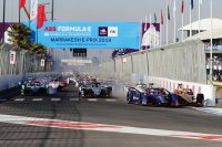 Start Marrakesh ePrix 2019
