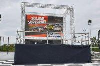 Podium Zolder Superprix 2019