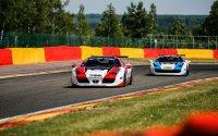 Van der Horst Motorsport - Ferrari 458 Challenge