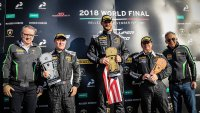 Podium World Final Lamborghini Cup 2018