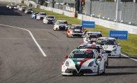 Team Mulsanne Alfa Romeo Giulietta TCR