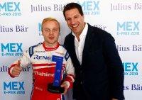 Felix Rosenqvist - Mahindra Racing