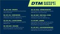 DTM programma 2021