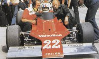 Chris Amon - Ensign MN176