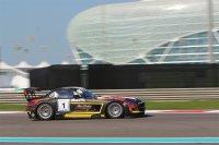 Abu Dhabi Black Falcon - Mercedes SLS AMG GT3