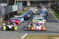 Start Belcar Race