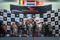 TCE podium 24H COTA