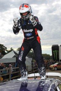 Andreas Bakkerud - Ford Fiësta Supercar