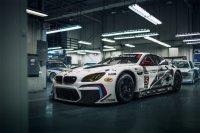 BMW M6 GTLM - BMW Team RLL