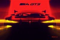 Schets BMW M4 GT3