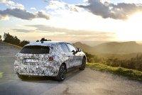 BMW 1 Serie bij testen in Miramas