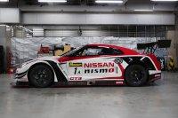 De Nissan GT-R Nismo GT3 voor Bathurst