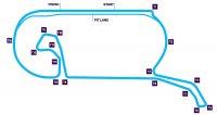 Mexico City E-Prix circuit 2020