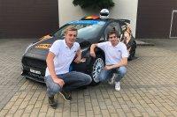 TeamFloralJunior met Ruben Valckenaere en Thibault Parmentier