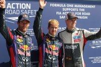 Top drie kwalificaties GP Italië