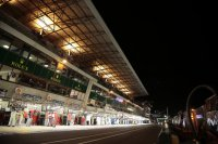 Le Mans by night