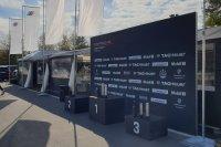 Podium Porsche Sprint Trophy Benelux