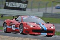 Van Glabeke-Jonckheere - Ferrari 458 GT3