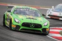 Bas Schouten/Gilles Magnus - Selleslagh Racing Team Mercedes AMG GT4