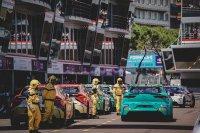 Jaguar I-Pace eTrophy Monaco 2019
