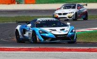 Ricardo van der Ende/Finley Hutchison - Equipe Verschuur McLaren 570S