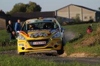 Gino Bux & Eric Borguet - Peugeot 208 R2