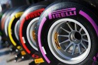 De Pirelli banden - van ultrasoft tot regenband