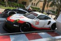 Porsche 911 RSR GTE 2017